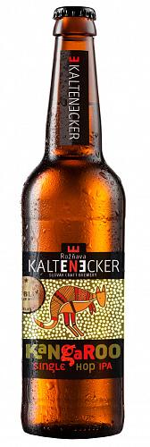 Kaltenecker Kangaroo pivo 14° sklo 0,33l