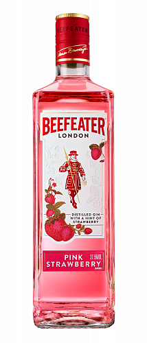 Beefeater Pink Strawberry 37,5% 0,7l Ochutený Gin
