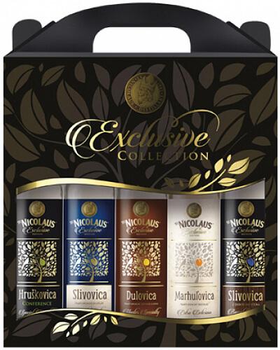 Exclusive Collection darčekové balenie 5 x 0,04l