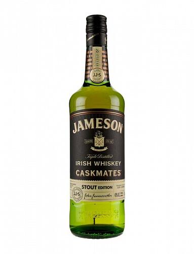 Jameson Caskmates Stout whisky 40% 0,7l