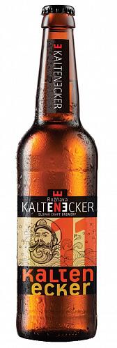 Kaltenecker pivo 11° sklo 0,33l
