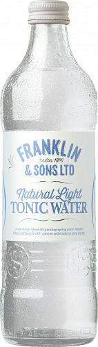 Franklin&Sons Ľahký Tonik 0,5l
