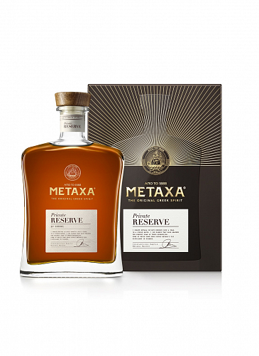 Metaxa Private Reserve brandy 40 % 0,7l