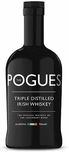 The Pogues Irish Whisky 40% 0,7l