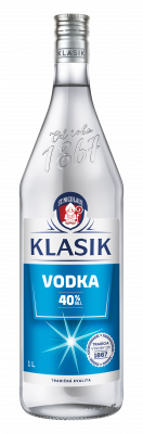 KLASIK Vodka 40% 1l