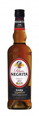 NEGRITA Dark rum 37,5% 0,7l