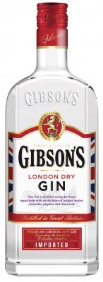 Gibson´s Gin 37,5% 0,7l