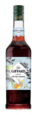 GIFFARD Citrus Green Tea - sirup citrusové ovocie a zelený čaj 0,7l