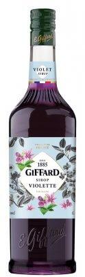 GIFFARD Violet - sirup fialka 1l