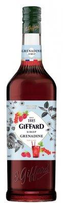 GIFFARD Grenadine - sirup grenadina 1l