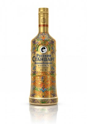 Russian Standard sleeve Lyubavin edition vodka 40% 0,7l