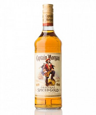 Captain Morgan Spiced Rum 35% 0,7l