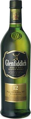 Glenfiddich 12r. 40% 0,7L