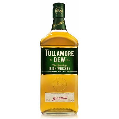 Tullamore Dew Whisky 40% 0,7l