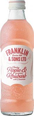 Franklin&Sons Jablko&Rebarbora 0,275l
