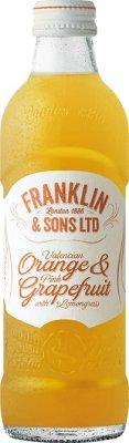 Franklin&Sons Pomaranč&Grapefruit 0,275l