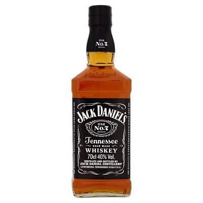 Jack Daniel's Old whisky 40% 0,7l