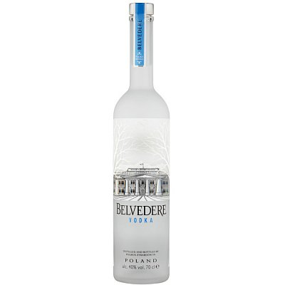 Belvedere Pure Vodka 40% 0,7L