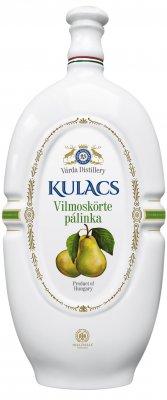 Kulacs Vilmoskörte pálinka (Hruškovica) 40% 0,05l