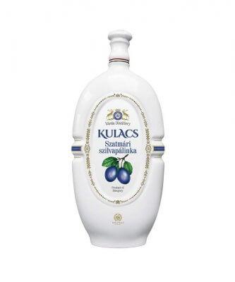 Kulacs Szatmári szilvapálinka (Slivovica) 40% 0,5l