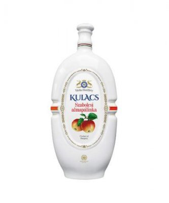 Kulacs Szabolcsi almapálinka (Jablkovica) 40% 0,5l