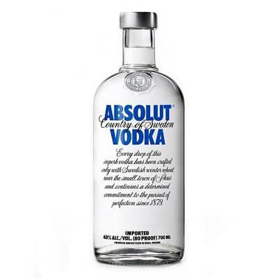 ABSOLUT vodka 40% 0,7L