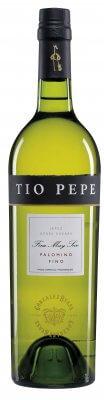 Tio Pepe Fino sherry víno 0,75l , biele suché, ESP