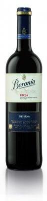 Beronia Rioja  Reserva 14% 2014 0,75l , ESP