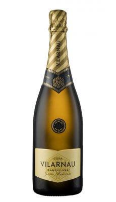 Vilarnau Cava Brut Nature Gran Reserva 2013 11,5% 0,75l ESP - biele šumivé víno