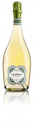 Vilarnau Cava ElsCapricis Xarel-lo Brut Nature 2015 12% 0,75l ESP - biele šumivé víno