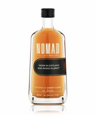 NOMAD Whisky 41,3% 0,05l