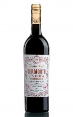 La Copa Vermouth rojo červené Reserva ESP 0,75l