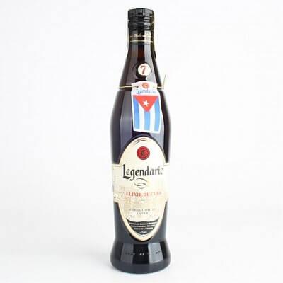 Legendario 7y Elixir rum 34% 0,7l