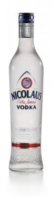 Nicolaus Vodka Extra Jemná 38% 0,7l