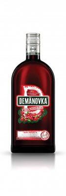 Demänovka Cranberry 30% 0,7l