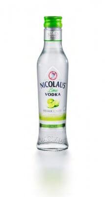 Nicolaus Lime Vodka 38% 0,2l