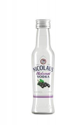 Nicolaus Blackcurrant Vodka 38% 0,04l