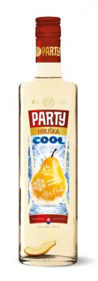 PARTY COOL Hruška 40% 0,5l