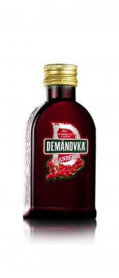 Demänovka Cranberry 30% 0,04l