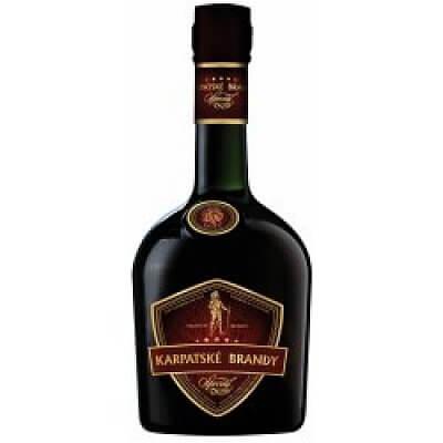 Karpatské Brandy Špeciál 40% VSOP 0,7l