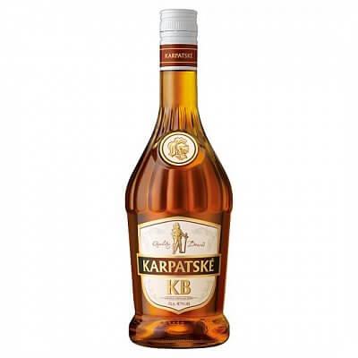 Karpatské Brandy KB 40% 0,7l