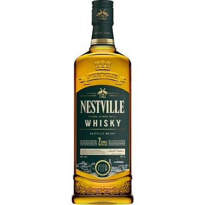 Nestville whisky 40% 0,5l