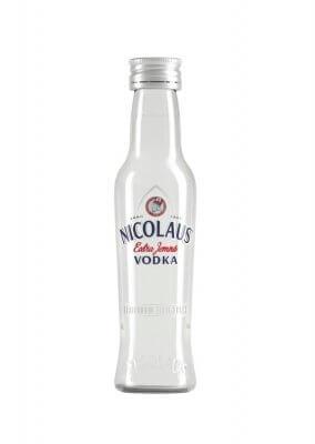Nicolaus Vodka ExtraJemná 38% 0,04l