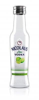 Nicolaus Lime Vodka 38% 0,04l