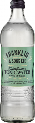 Franklin&Sons Bazový Tonik s uhorkou 0,5l