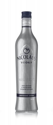 Nicolaus Ultra Jemná Vodka 38% 0,7l