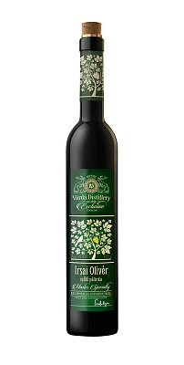 Exclusive Irsai Olivér szőlő pálinka 42% 0,35 l, Hroznovica
