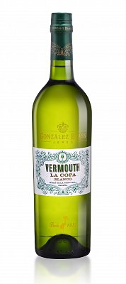 La Copa Vermouth blanco  biele ESP 0,75 l