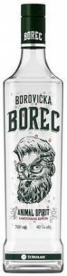Borovička BOREC Animal Spirit 40% 0,7l