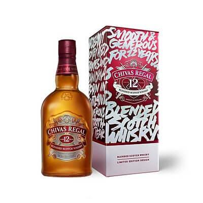 Chivas Regal 12y 40% 0,7l Škótska whisky